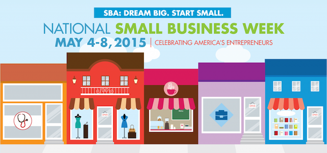National Small Business Association Week